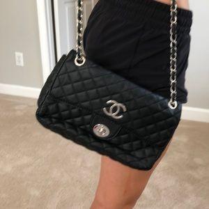 Other - Black Purse Handbag Designer